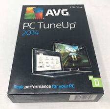 AVG PC TuneUp 2014 PC - NEW -