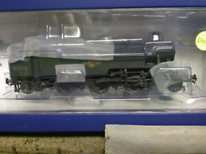 Bachmann ref 31-980 BR Standard Class 3MT 82020 Green Late Crest weathered BNIB