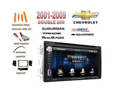 CHEVROLET SILVERADO TAHOE SUBURBAN Touchscreen BLUETOOTH DVD MP3 USB CAR STEREO