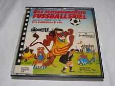 SUPER 8 FILM Das sensationellste Fussballspiel s/w Piccolo Film ca.45m
