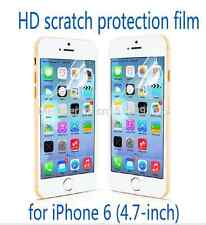 """10x Brand New Clear LCD Screen Protectors Protect for Apple iPhone 6 (4.7"""")"""