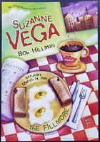 Suzanne Vega Concert Poster 2001 F-446 Fillmore