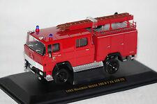 Magirus Deutz 100D 7 FA LF8-TS 1965 rot 1:43 Lucky Die Cast neu & OVP 43017