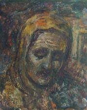 René GRAS (1911-2006) HsP Années 40 ou 50 Expressionnisme Ecole de Paris