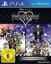 Kingdom Hearts HD 1.5 I.5 + 2.5 ii.5 Remix PS4 Playstation 4