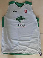 Unicaja Malaga jersey ACB XXL réversible