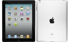 "Apple iPad 4 Wifi  16GB ( Silver ) A1458 9.7 inch "" MD510X/A with Retina Display"