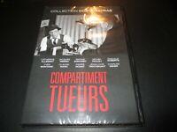 "DVD NEUF ""COMPARTIMENT TUEURS"" Catherine ALLEGRET Simone SIGNORET Yves MONTAN"