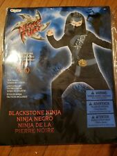 Disguise Shadow Ninjas Night Fury Blackstone Ninja Child Costume - Small S 4 - 6