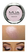 MUA Makeup Academy Misty Rose Rosa Ombretto Perla Shimmer ombretto