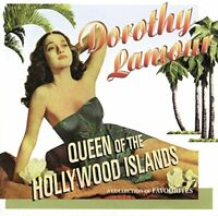 Dorothy Lamour - Queen Of The Hollywood Islands [CD]