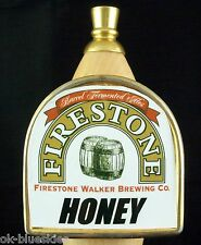Firestone Walker Honey Ale Tap Handle Wooden Beer Bar Keg Marker Man Cave 11""