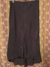 EXPRESS Printed Hi-Lo Maxi Skirt Size S MSRP$69.90