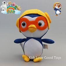 New Kawaii Cute Pororo Plush Doll Soft Toy 18cm 7'' Kids Gift