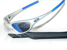 Oakley Twenty XX FMJ Ice Blue Sonnenbrille Minute Plate Splice Jacket Valve Scar