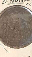 Penn's Treaty Bicentennial 1682-1882 coin Lovetts #1