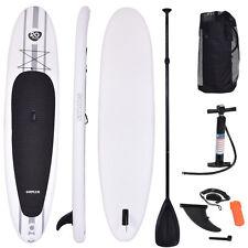 Stand Up Board Set Paddle Board Paddelbrett Sup-Board Surfboard aufblasbar 335cm