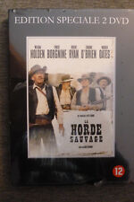 DVD western la horde sauvage neuf emballé 1969 avec william holden