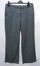 Marks and Spencer Woolen Tailored 28L Trousers for Women