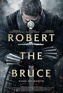 Robert the Bruce (DVD, 2020)