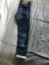 Edwin jeans Ed 85 Slim Tapered 31 X 32 -  Blue Excellent Condition