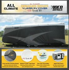 Adco Caravan Cover 22-24 ft (6.73m - 7.34m)  - 3 Year Warranty