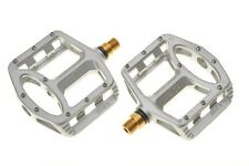 New Wellgo MG-1 Titanium Spindle Axle MG1 Mountain BMX Bike Platform Pedals - SI