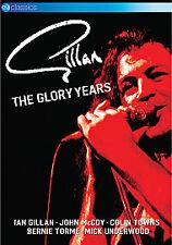 Gillan - The Glory Years (DVD, 2011)  NEW Promo Region Free (0)