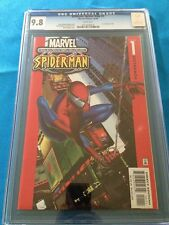 Ultimate Spider-Man #1 - Marvel - CGC 9.8 NM/MT