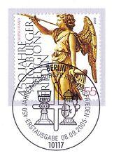 BRD 2005: Augsburger religión paz nº 2488! Berliner sello especial! 1a! 1510