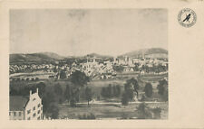Pittsfield MA * Pleasant Valley Sanctuary Post Card  ca. 1940s  Lenox
