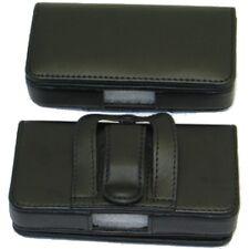 Horizontal holster Full Cell phone case For Samsung i900 Nokia E50