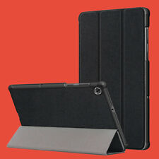 Case For Lenovo M10 Plus 10.3in FHD Tablet - Smart Leather Cover with Stand