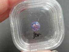 Galinieri Ethiopian Opal(tm) 1.15ct 8mm Round Cabochon Loose Gemstone JTV