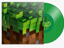 C418 Minecraft Volume Alpha Green Vinyl LP Record OST Video Game Soundtrack NEW
