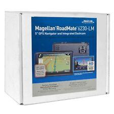 "Magellan RoadMate 6230-Lm 5"" Gps Set w/ Dash Cam Us/Can/Pr Maps Navigation"