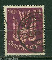 Deutsches Reich 235 , o , Infla geprüft