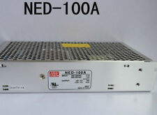 1pc New MEAN WELL switching power supply NED-100A ( 5V10A 12V7A )