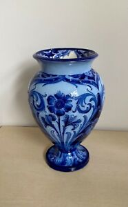 William Moorcroft Macintyre 'Dianthus' vase