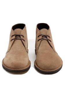 Saint Laurent Desert Boots Mens Size EU44 US11 NEW NWB YSL
