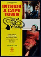 Intriga En Capetown Cape Town Affair J. Bisset, Claire Trevor Manifesto S06