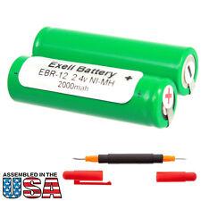 NEW Razor Battery For Remington 10468, R9100TLT Replaces RAZOR-12 FAST SHIP