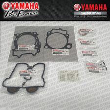 NEW 2007 - 2011 YAMAHA WR450F WR 450 450F OEM TOP END GASKET KIT 2S2-W0001-00-00