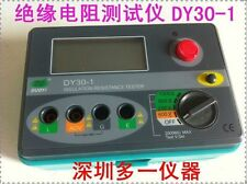 DY30-1 1000V 2000M ohm Digital Insulation Tester Megger