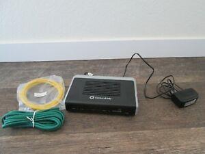 Centurylink Zyxel C1000Z VDSL2 DSL 4-Port Modem with Wireless Router cords