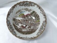 "Johnson Brothers Heritage Hall French Provincial Round Vegetable Bowl 8"" ~ As Is"