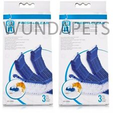 Hagen Catit Cat It Dogit Water Fountain Replacement 6 Filters 2 X 3 PK 50056