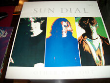 Sun Dial – Other Way Out - LP g/f - 1991 - UFO Records