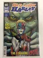 Old Lady Harley #5 Jeriatric Joker DC Comic 1st Print 2019 unread NM Sold Out