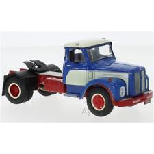 IXO MODEL TRUCKS SCANIA 110 SUPER BLUE/WHITE 1953 1-43 SCALE TR059